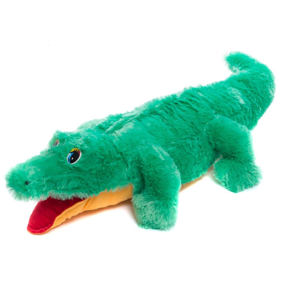 Мягкая игрушка Крокодил Нижегородская Игрушка См-156-5