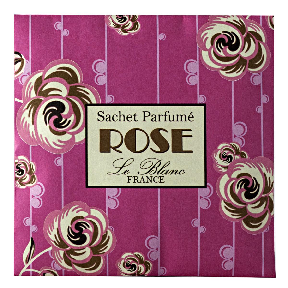 Саше Le Blanc Роза Стиль Арт Деко ароматерапия запах розы