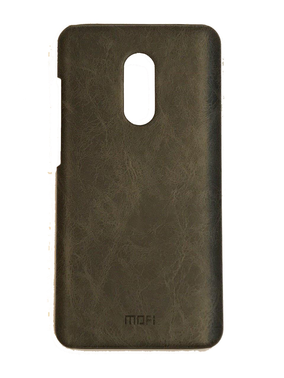 Чехол для сотового телефона Mofi Накладка Xiaomi Redmi 4A Dark Grey, темно-серый шорты для девочки kappa цвет темно серый 3032ne0 4a размер 140