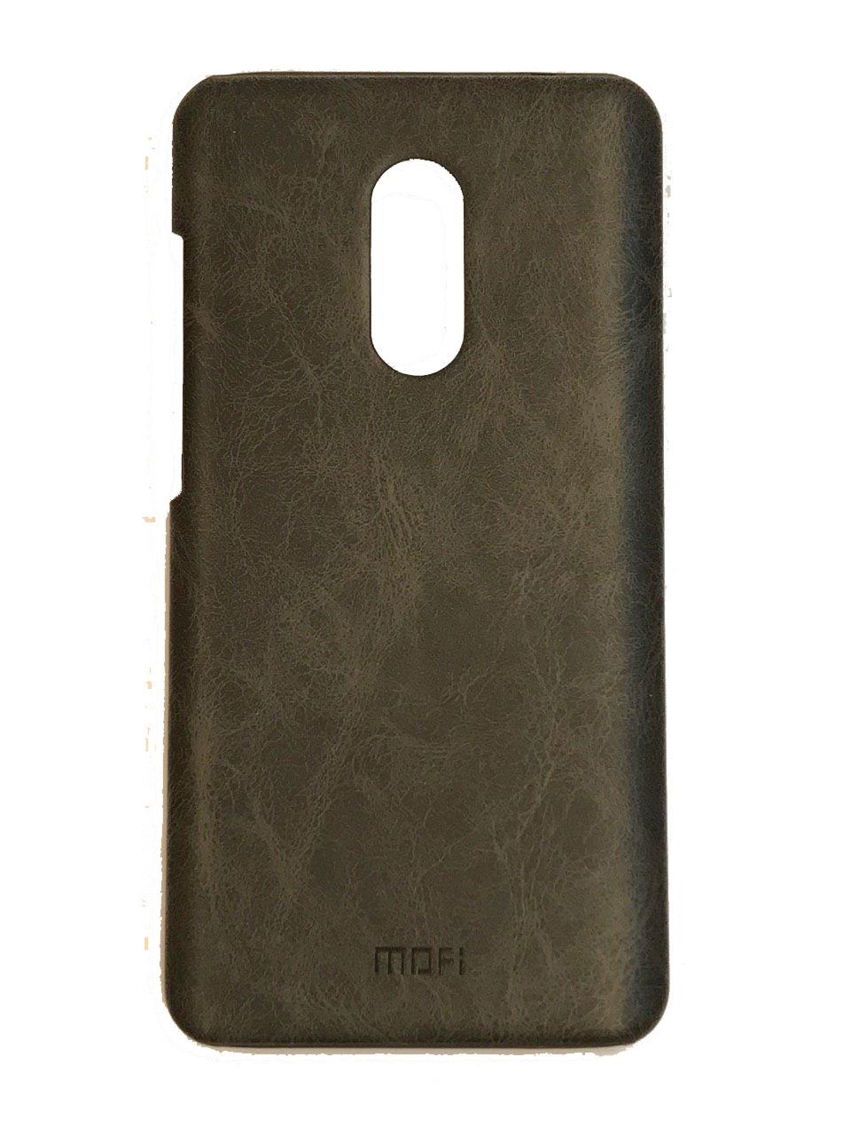 Чехол для сотового телефона Mofi Накладка Xiaomi Redmi Note 4X Dark Grey, темно-серый