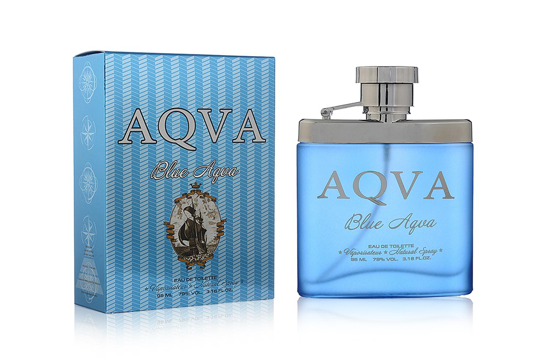 XXI CENTURY Aqva Blue 95 мл