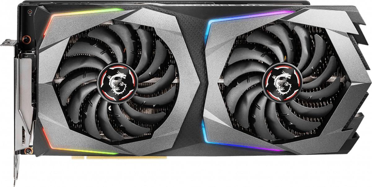 Видеокарта MSI GeForce RTX 2070 GAMING 8GB