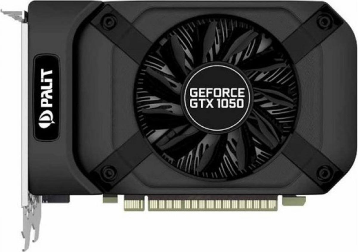 Видеокарта Palit GeForce GTX 1050 StormX 3GB, NE51050018FE-1070F