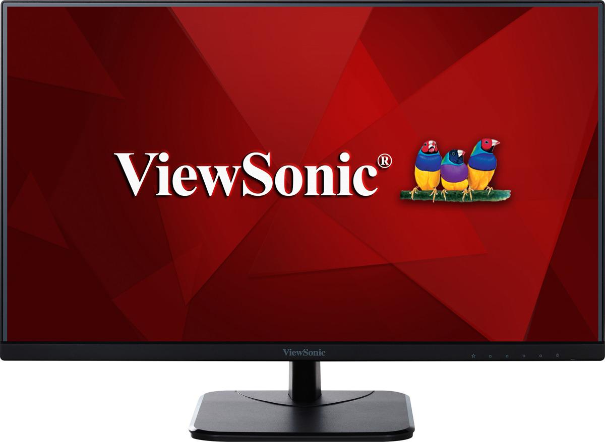 """Монитор ViewSonic 27"""" VA2756-MHD, черный"""