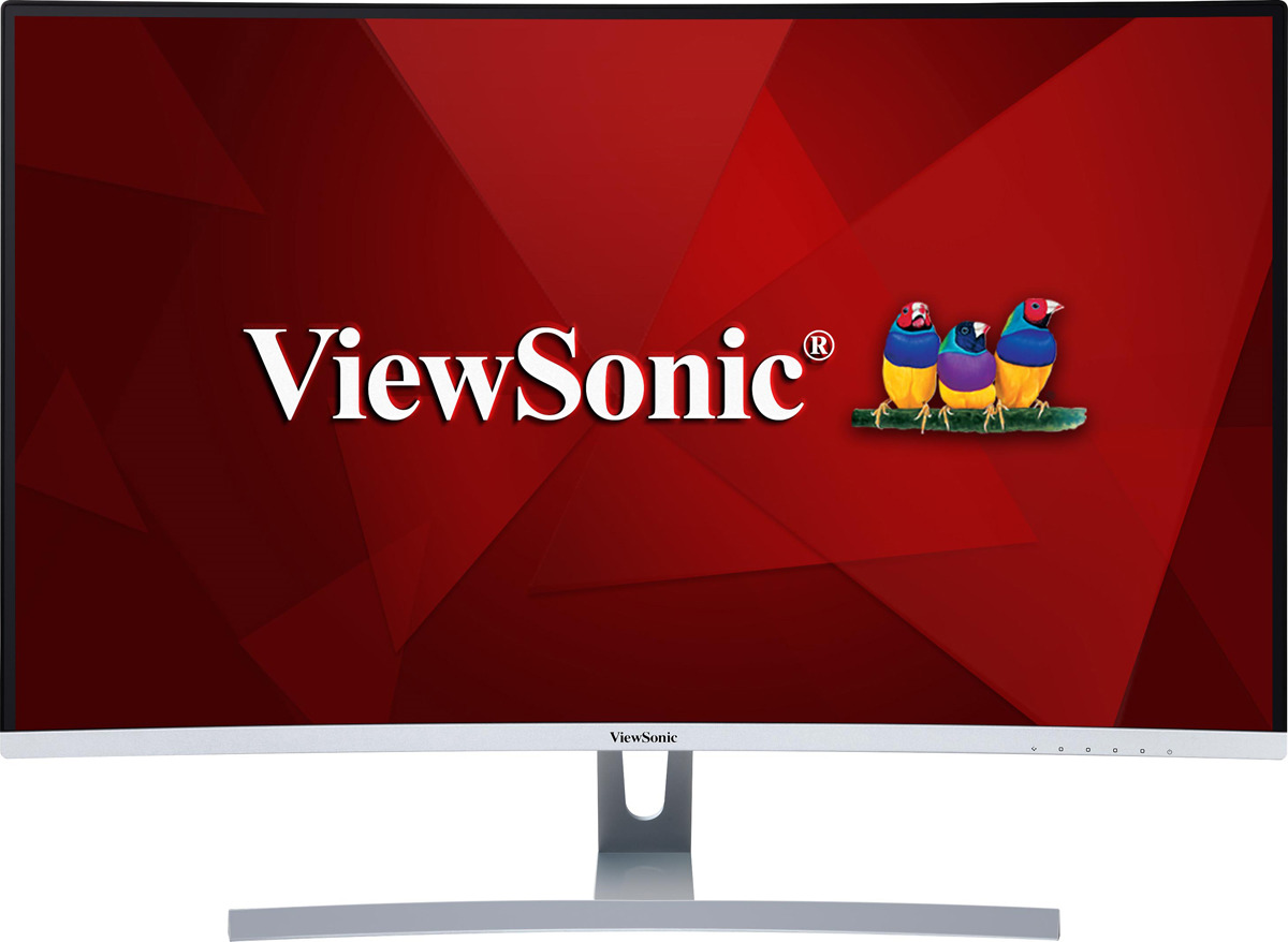 "Монитор ViewSonic 32"" VX3217-2KC-MHD, черный"