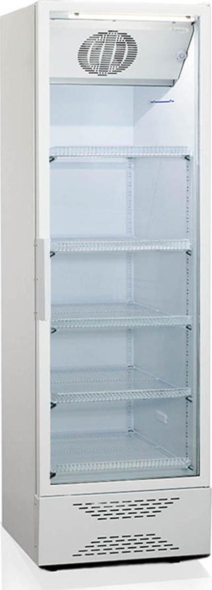 Холодильная витрина Бирюса Б-520N, однокамерная, белый Бирюса