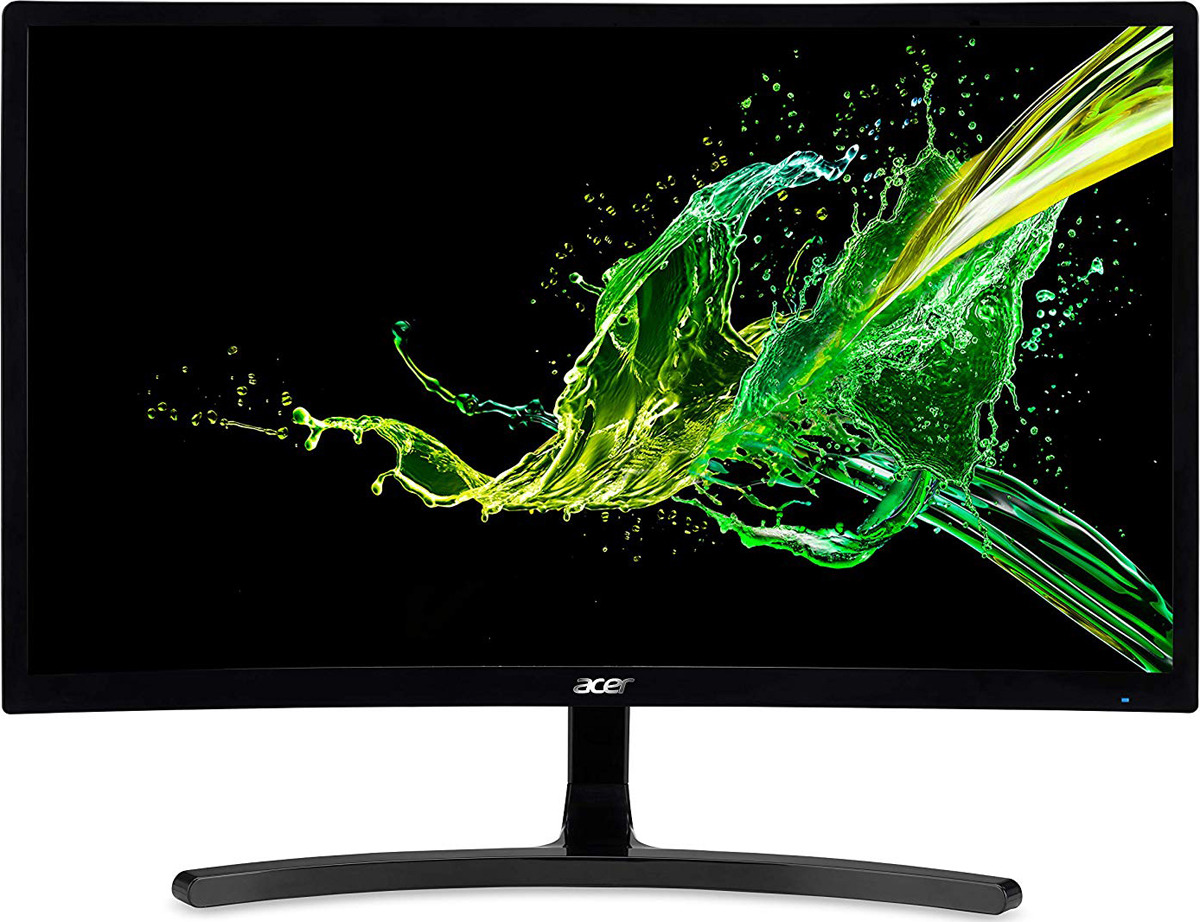 """Монитор Acer Gaming ED242QRAbidpx, 23,6"""", UM.UE2EE.A01, черный"""