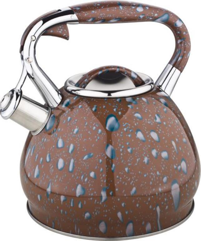 Чайник Winner WR-5046, Нержавеющая сталь чайник со свистком winner wr 5034