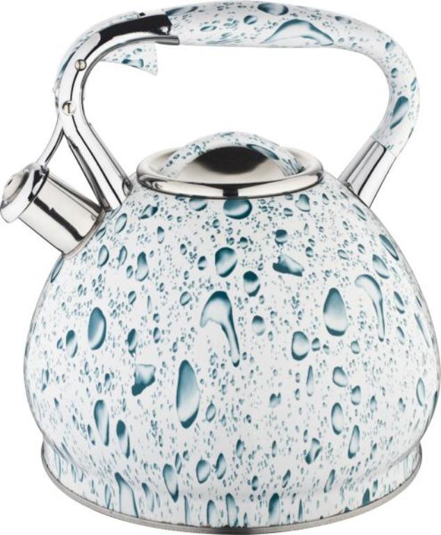 Чайник Winner WR-5045, Нержавеющая сталь чайник со свистком winner wr 5034
