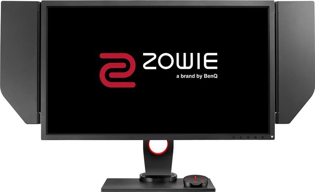 """Монитор Benq Zowie XL2740, 27"""", 9H.LGMLB.QBE, черный"""