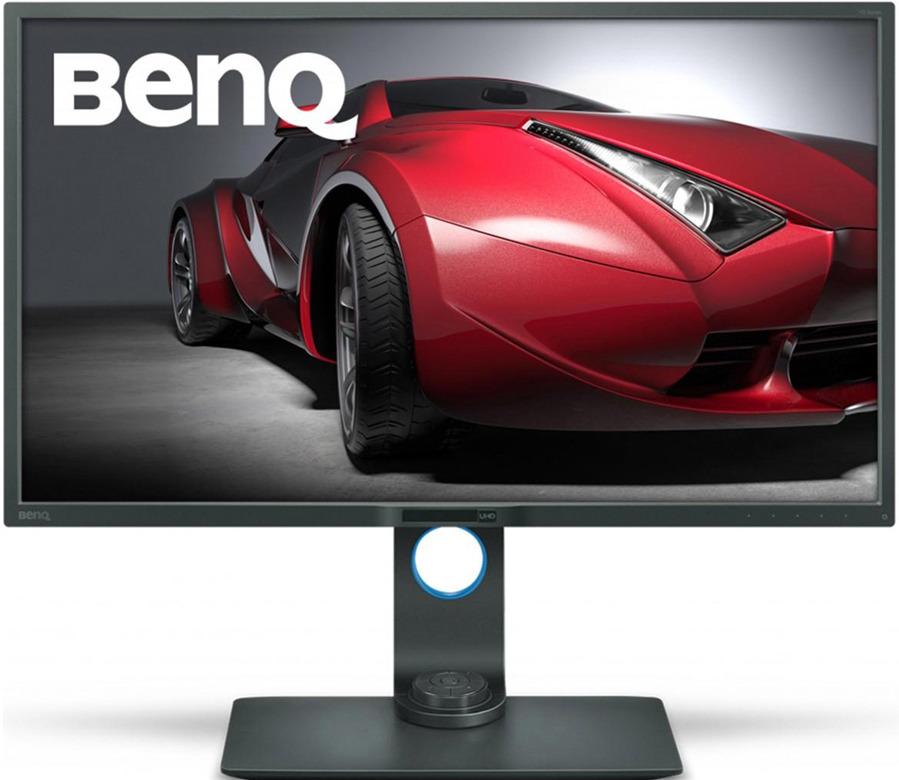 Монитор Benq PD3200U, 32, 9H.LF9LA.TBE, черный монитор benq pd3200u black
