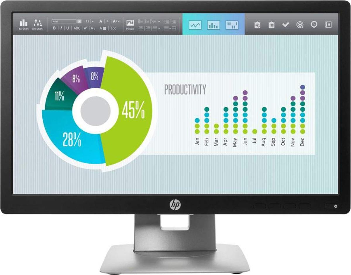 Монитор HP EliteDisplay E202, 20