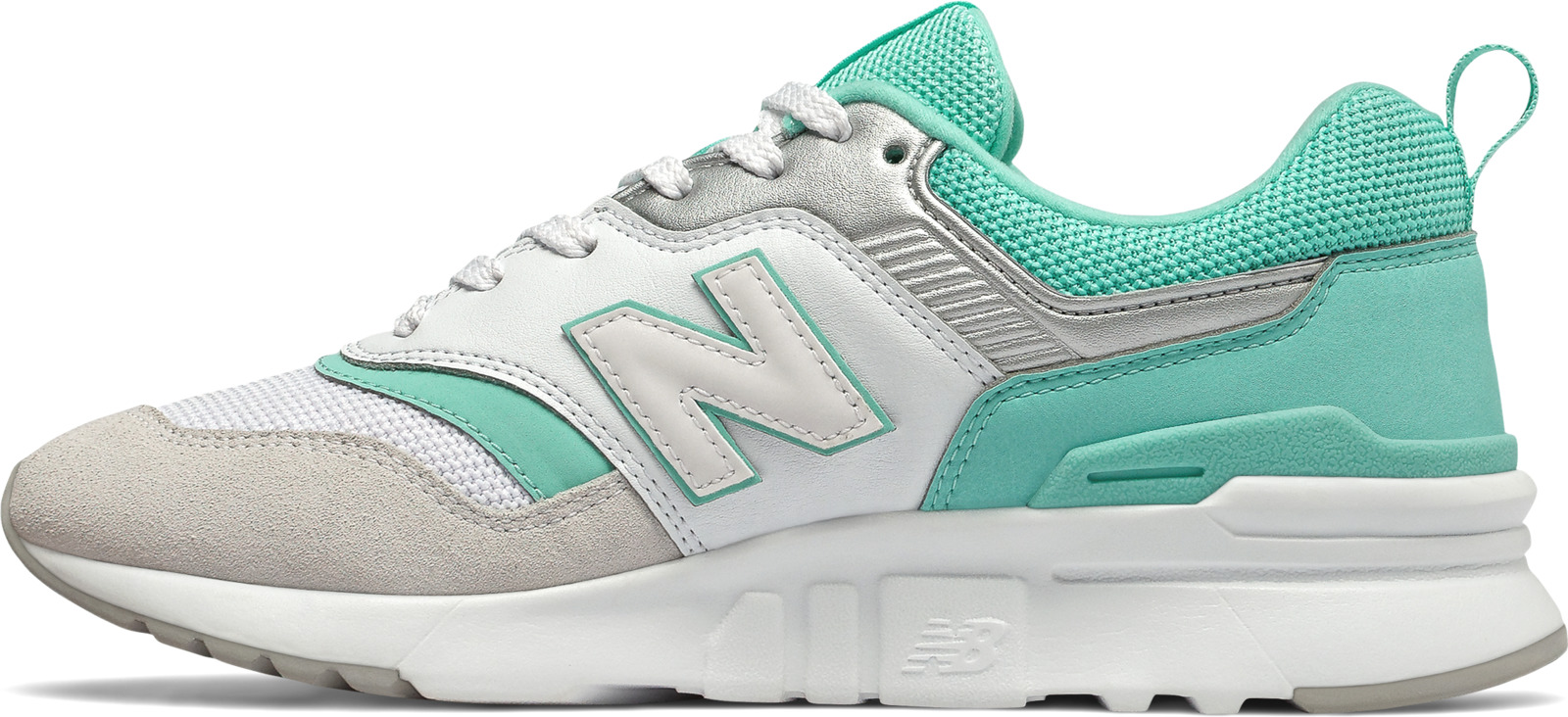 Фото - Кроссовки New Balance 997 кроссовки женские new balance 997 цвет бежевый cw997hna b размер 7 36 5