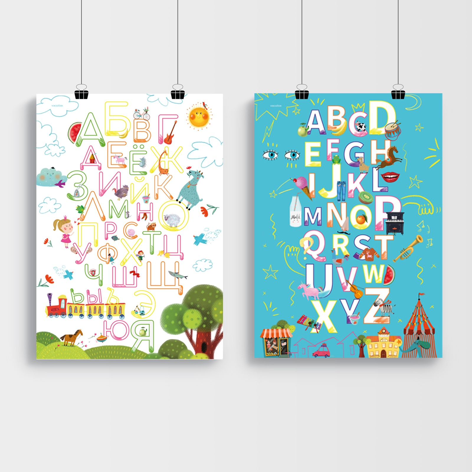 Заказать постер или плакат