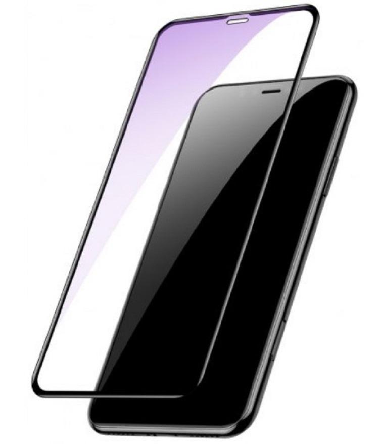 Защитное стекло Baseus SGAPIPH65-TE01, черный retractable capacitive touch screen stylus pen w anti dust plug for iphone ipad deep blue