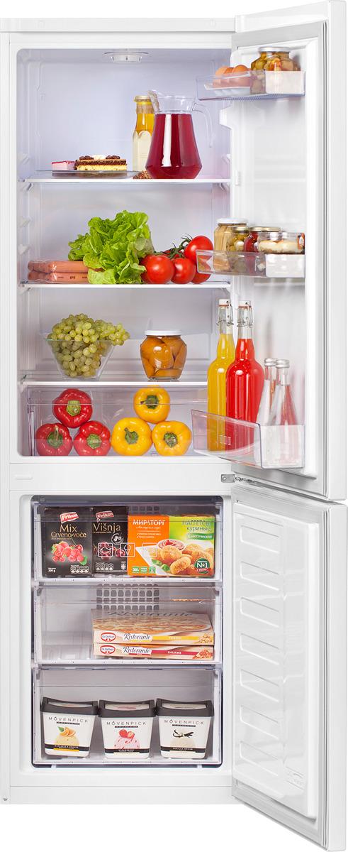 Холодильник Beko, RCSK270M20W, белый Beko