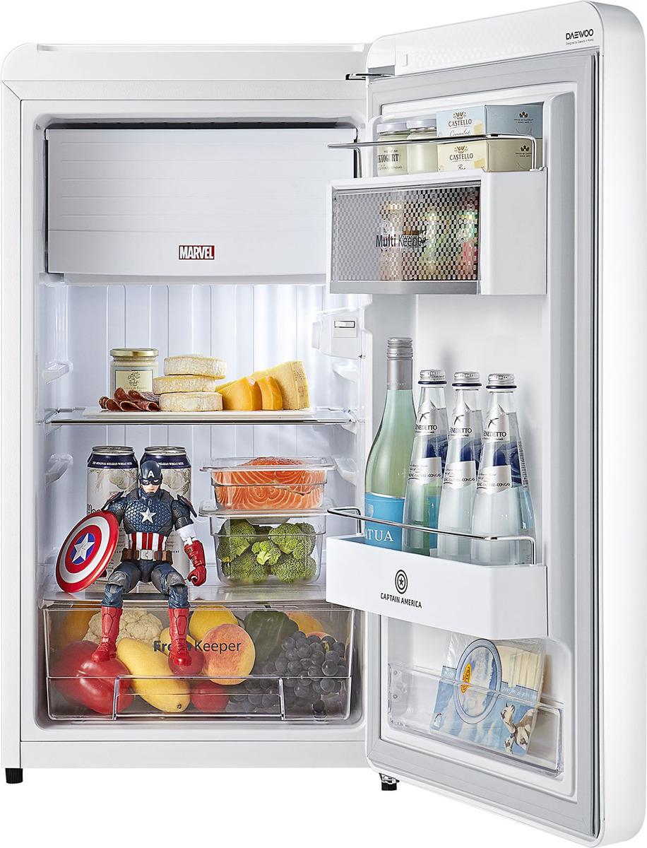 Холодильник Daewoo, FN-15CA, белый Daewoo