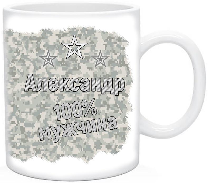 Кружка Легко МП с именем Александр керамическая 300 мл., белый кружка fifa каппучино эмблемафон 300 мл