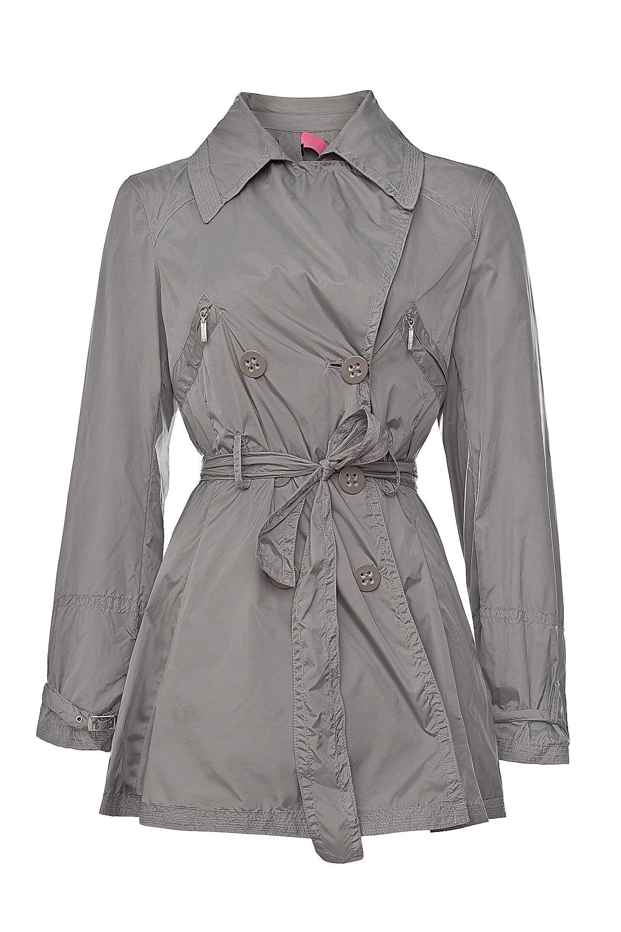 Плащ SILK AND SOIE куртка silk and soie