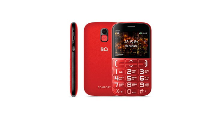 Мобильный телефон BQ 134565702035 мобильный телефон bq mobile bq 2437 daze brown