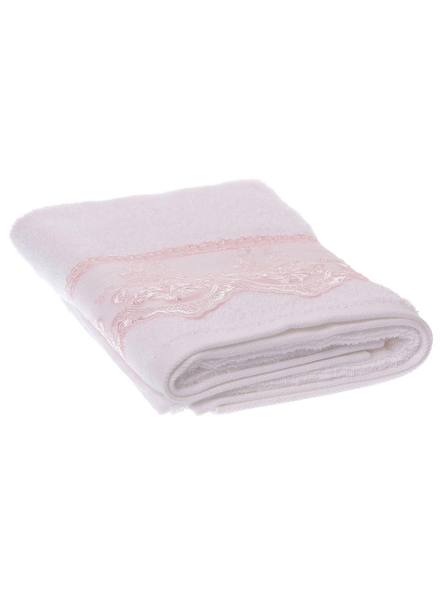 Полотенце банное Pastel Кружево, Хлопок полотенце банное pastel 77108 розовый