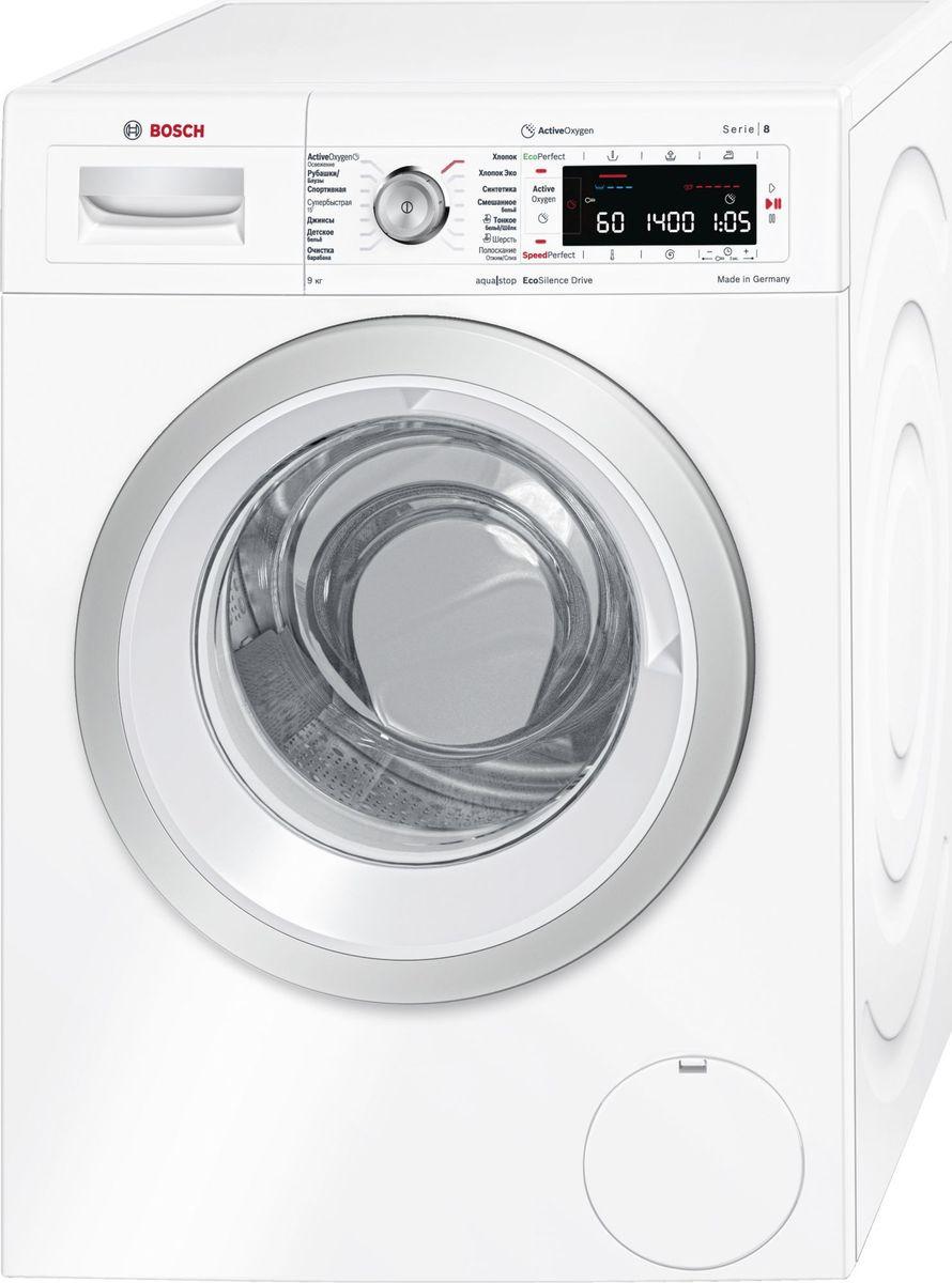 Стиральная машина Bosch WAW28740OE, белый