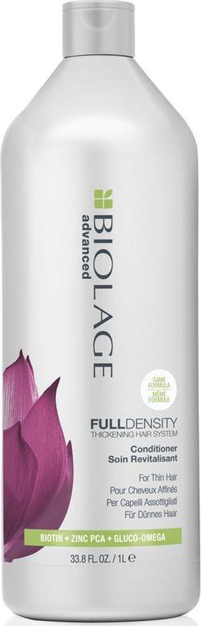 Кондиционер для волос Matrix Biolage Fulldensity, 1 л matrix для объема волос