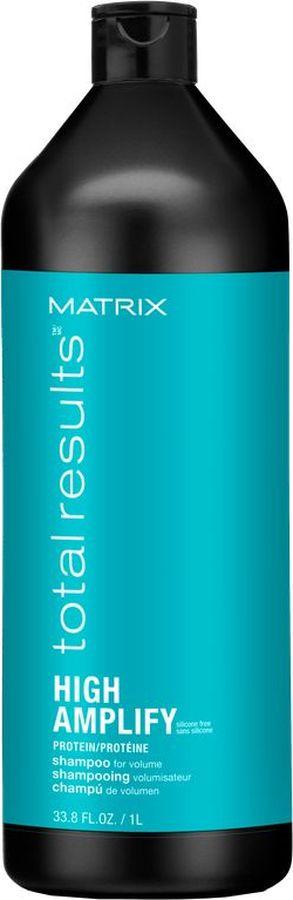Шампунь для волос Matrix Total Results High Amplify, для создания объема, 1 л
