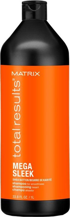 Шампунь Matrix Total Results Mega Sleek, для раглаживания волос, 1 л