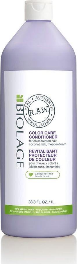 Кондиционер Matrix Biolage R.A.W. Color Care, для окрашенных волос, 1 л