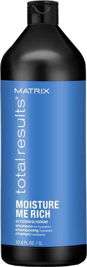 Шампунь Matrix Total Results Moisture Me Rich, для питания волос, 1 л