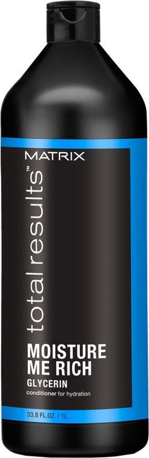 Кондиционер Matrix Total Results Moisture Me Rich, для питания волос, 1 л
