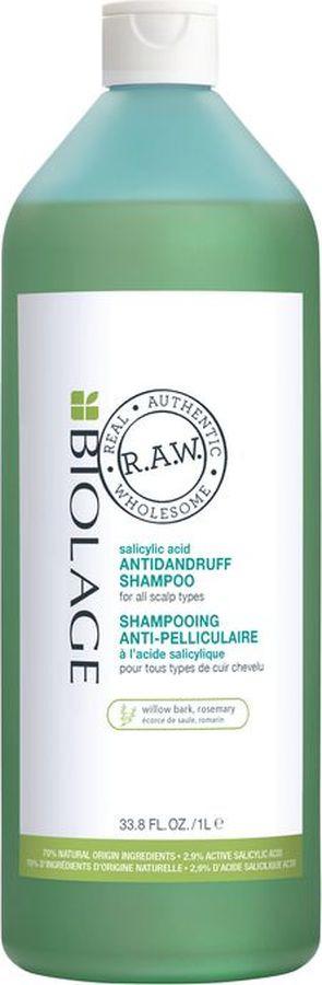 Шампунь для волос Matrix Biolage R.A.W. Antindandruff Shampoo, против перхоти, 1 л