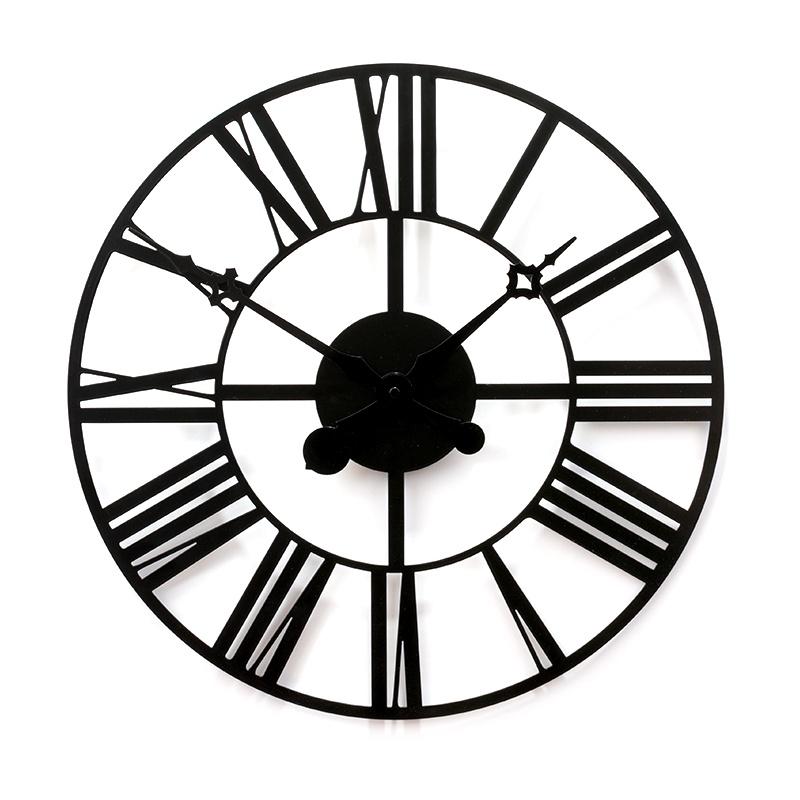 """Настенные часы Вега М1-5""""Римские цифры 2, Лоф"""