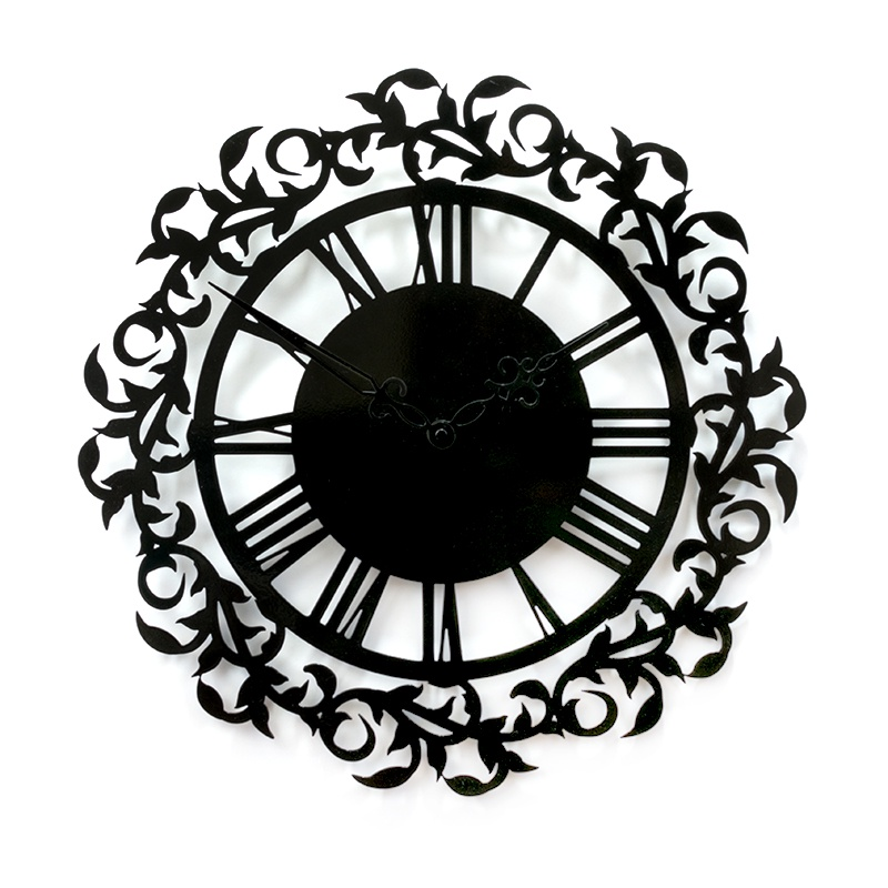 "Настенные часы Вега М1-6""Узоры, Лофт"" 450 мм"