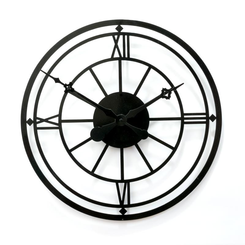 """Настенные часы Вега М1-4""""Римские цифры 1, Лоф"""