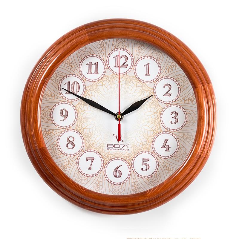 Настенные часы Вега Д10КД1