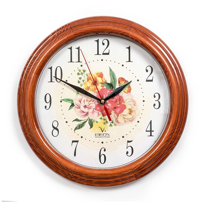 Настенные часы Вега Д10КД2