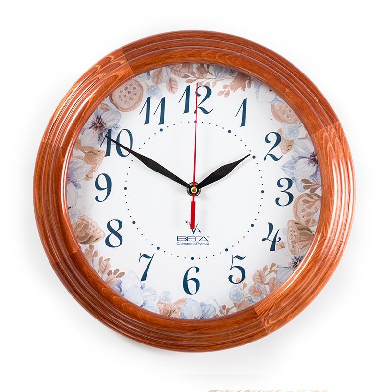 Настенные часы Вега Д10КД3