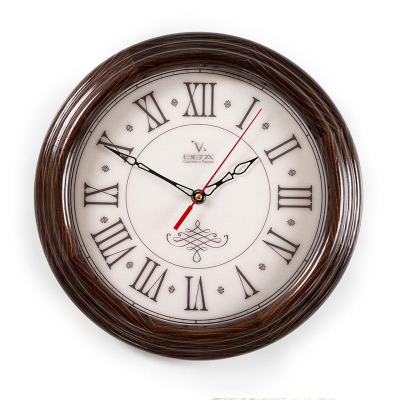 Настенные часы Вега Д10МД12
