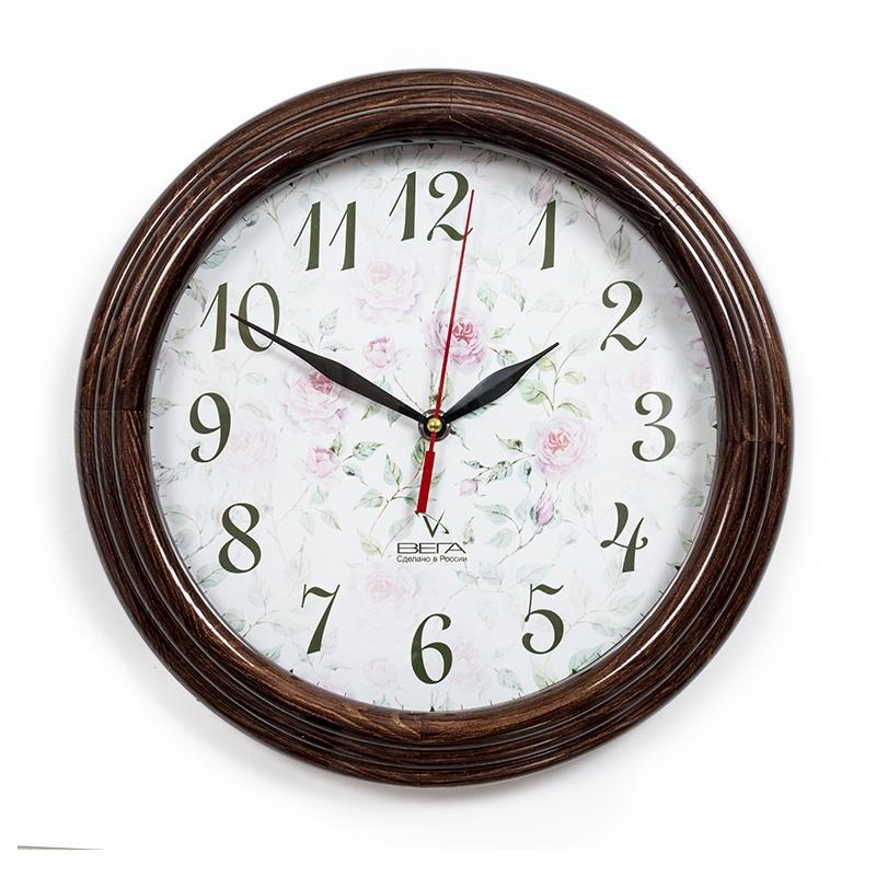 Настенные часы ВЕГА Д10МД4