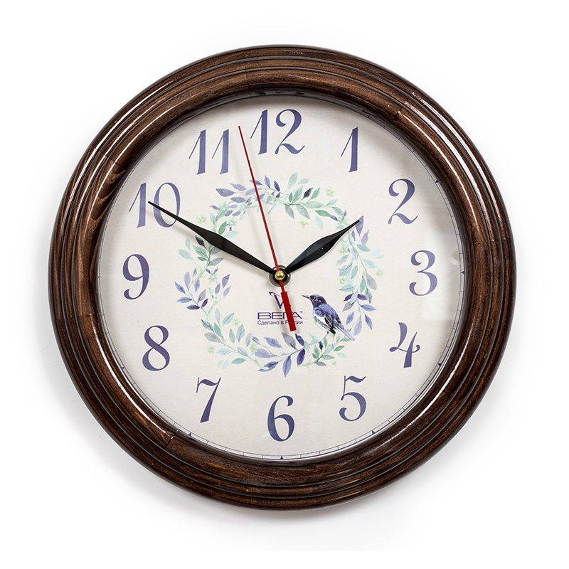 Настенные часы Вега Д10МД5