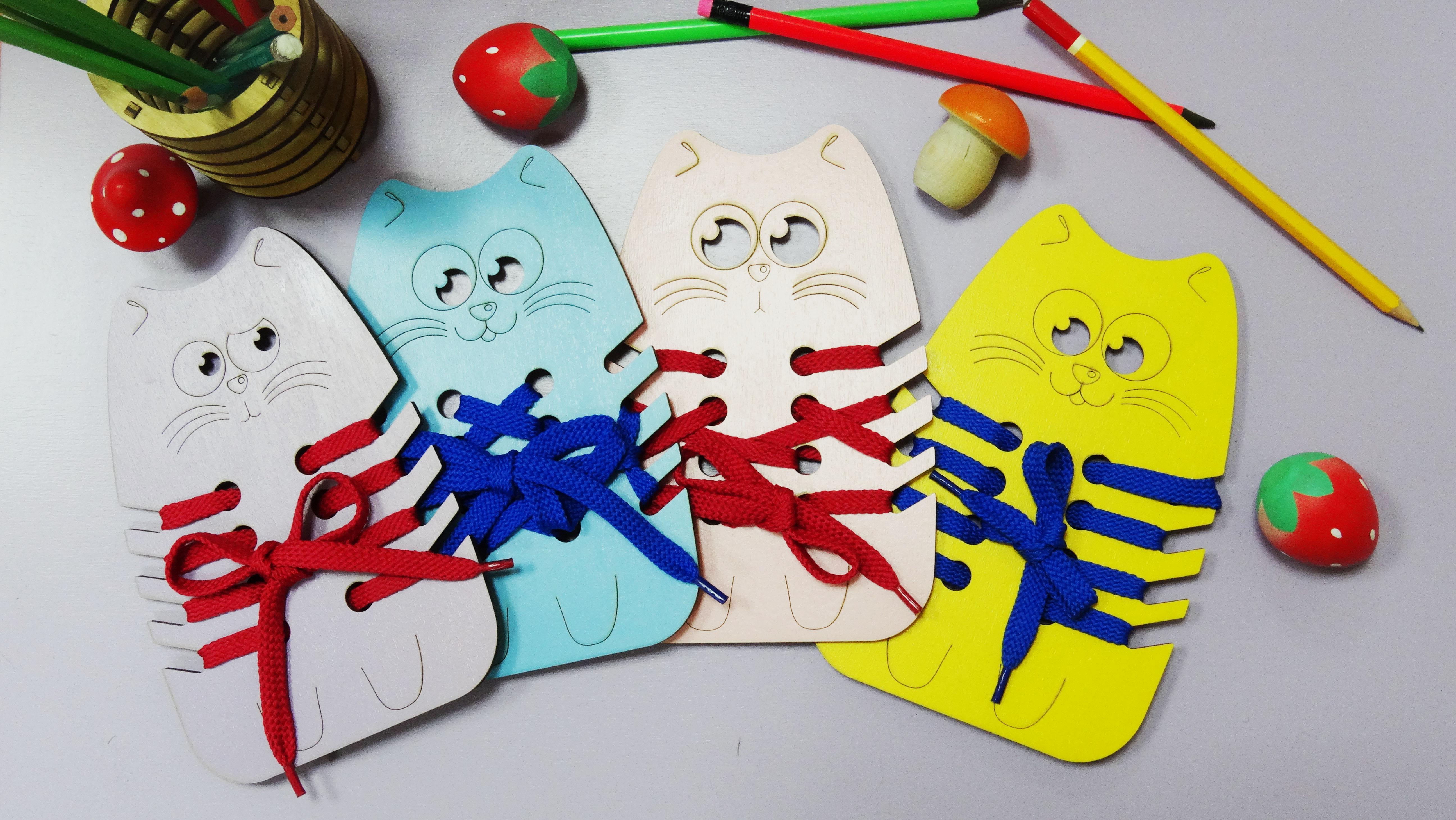Развивающая игрушкаИгра-шнуровка Эмоциональные КОТИКИ Комплект бирюзовый, голубой, желтый, розовый, сиреневыйИО-188Мы все любим КОТИКОВ! Много позитива и радости приносят детям эти милые животные.Наши КОТИКИ - шнуровки тоже умеют дарить эмоции. Они веселые и грустные, довольные и серьезные, и даже кокетливые. Каждый КОТИК несет свою эмоцию, которая усиливается цветом игрушки.Эмоциональные Котики – шнуровка прекрасно подойдут для тренировки мелкой моторики рук и освоения детьми навыков шнурования.Изучайте вместе с ребенком ЭМОЦИИ, осваивайте шнурование и помогут вам в этом ЭМОЦИОНАЛЬНЫЕ КОТИКИ-ШНУРОВКИ.Собери всю коллекцию ЭМОЦИОНАЛЬНЫХ-КОТИКОВ – шнуровок!Продукция соответствует требованиям ТР ТС 008/2011 «О безопасности игрушек»Продукция изготовлена в соответствии с ГОСТ 25779-90 «Игрушки. Общие требования безопасности и методы контроляОтвечают всем требованиям ФГОС дошкольного образованияУспешно применяется для развития детей с ОВЗСрок годности: не ограничен. Гарантийный срок: 12 месяцев со дня продажи.
