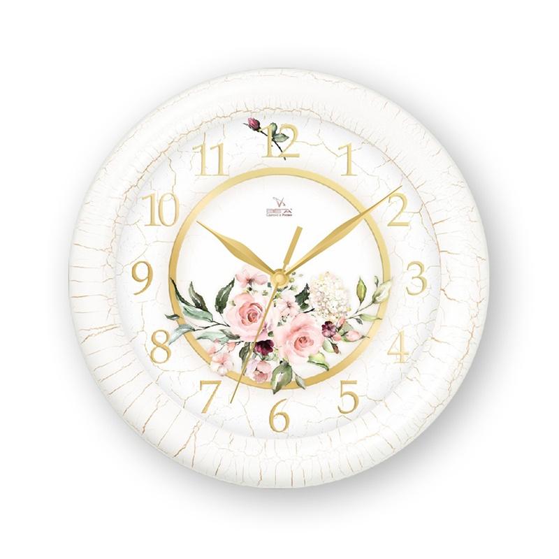 Настенные часы Вега Часы деревянные Д1КНД/7-552
