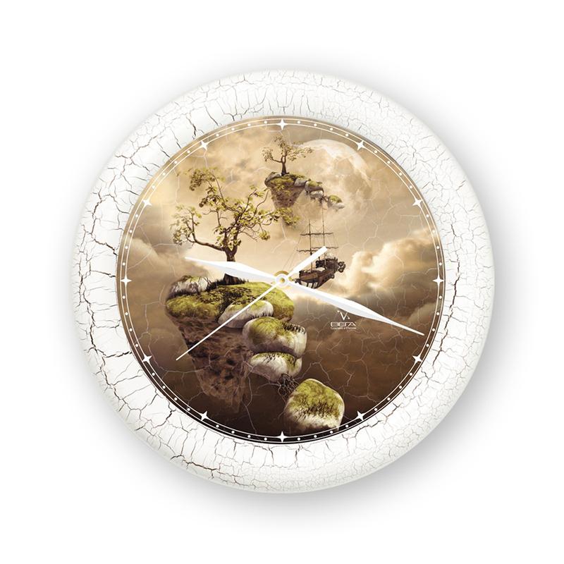 Настенные часы Вега Часы деревянные Д1КМД/7-550