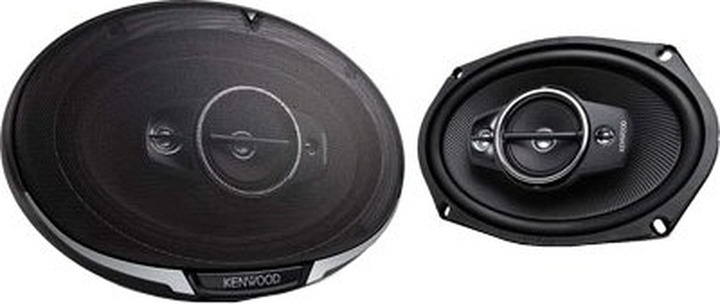 Колонки для авто Kenwood, KFC-PS6986, 600Вт, 15x23 см