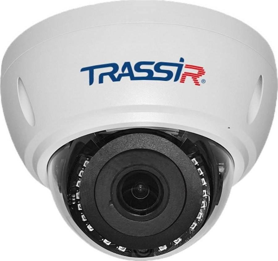 Видеокамера IP Trassir TR-D2121WDIR3 1.9-1.9 мм, белый