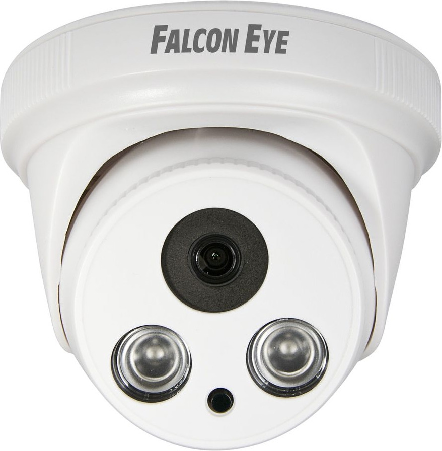 Камера видеонаблюдения Falcon Eye, FE-D4.0AHD/25M видеокамера falcon eye fe ib1080ahd 25m 3 6мм 1 2 8
