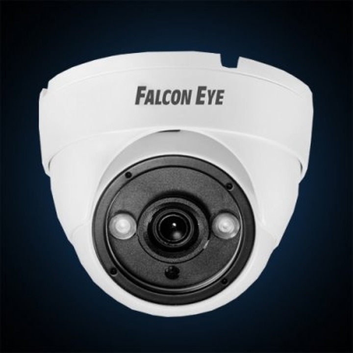 Камера видеонаблюдения Falcon Eye, FE-ID5.0MHD/20M видеокамера falcon eye fe ib1080ahd 25m 3 6мм 1 2 8