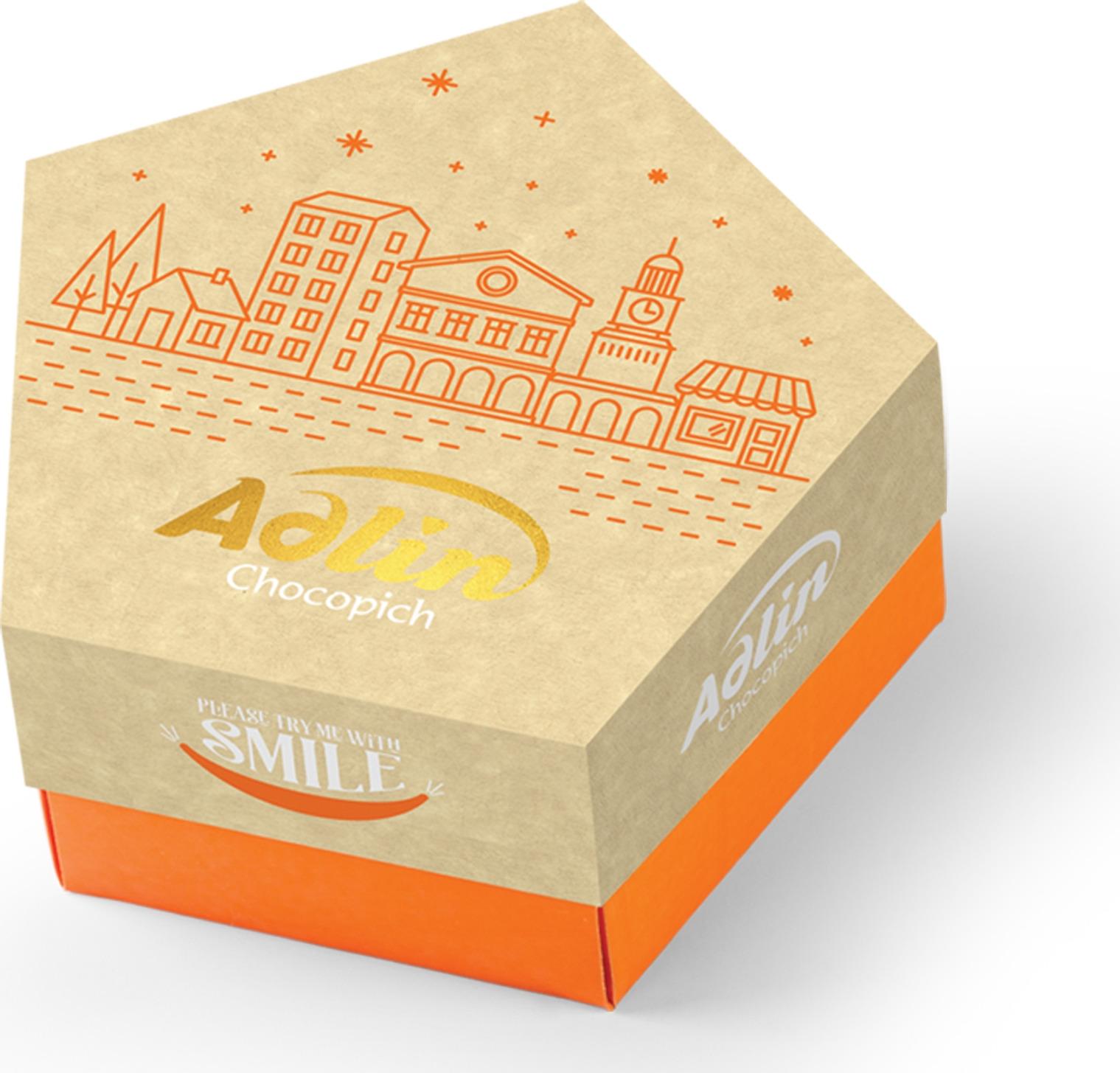 цена Конфеты из пашмалы Adlin с миндалем в шоколадной глазури, 150 г онлайн в 2017 году